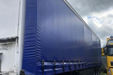 2008 SDC 4.4m Curtainsider