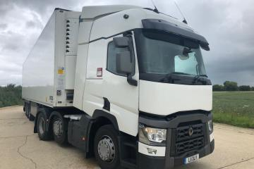 2015 Renault T460 Tractor Unit