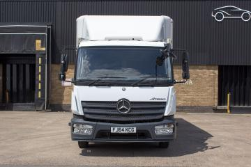 2014 Mercedes-Benz Atego 7.5t Bluetech