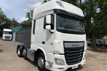 16/16 DAF XF 106.460 Super Space with Tipping Gear