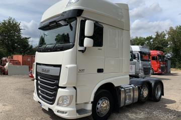 15/15 DAF XF 106.460 Super Space with Tipping Gear