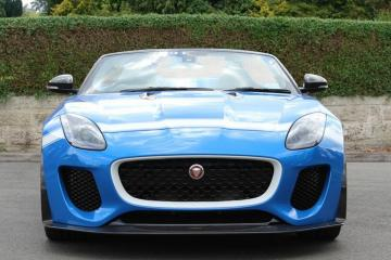 2016 Jaguar F-Type 5.0 V8 Supercharged (575PS) Project 7 2dr