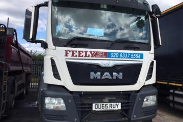2016 MAN TGS 35.400 Tipper