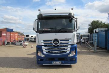 2013 (63 Plate) Mercedes Actros 2545