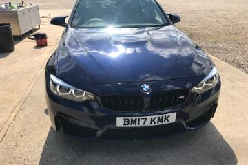 2017 BMW F80 M3 Competition Pack
