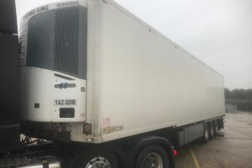 2008 G&A Fridge Trailer