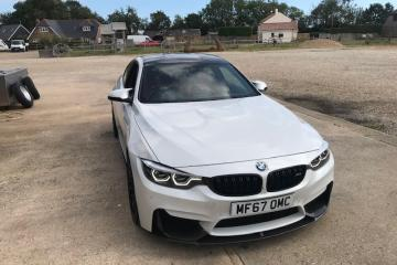 2014 BMW M4 Competition Package 3.0 Coupe
