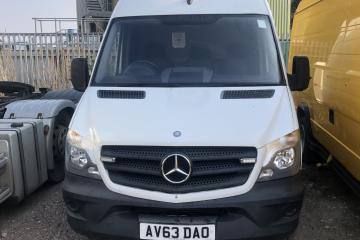 2013 Mercedes Benz Sprinter 513 CDI
