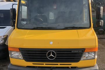 2008 Mercedes Benz Vario 816D c/w Lift