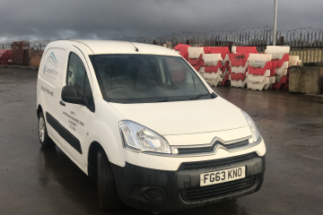 2013 Citreon Berlingo - FG63KNO