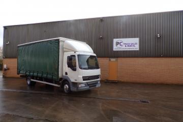2008 DAF LF Curtainsider