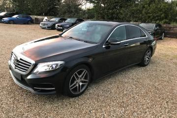 2015 Mercedes S350 Saloon