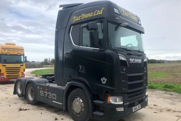 2016 Scania S730 V8 High Cab