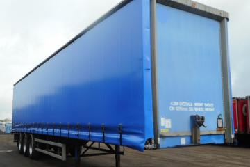2008 Lawrence David 4.2m Curtainsider