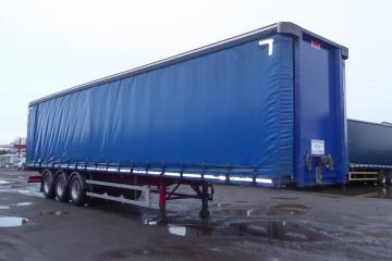 2012 SDC 4.21m Curtainsider