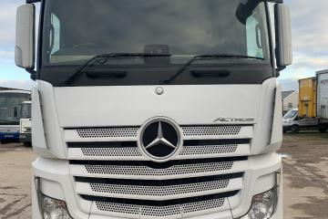 2016 Merc Actros Artic 2542LS Steampace