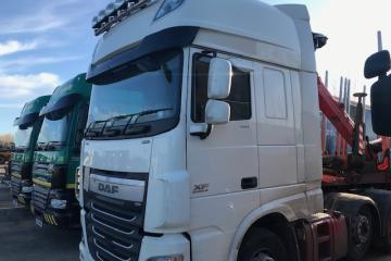 2014 DAF FTG XF105.510 Super Space