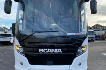 2015 Scania Touring 6x2 Tri Axle 57 Seat