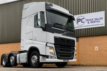 2015 Volvo FH 460