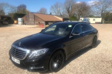 2015 Mercedes S350L AMG Executive Saloon