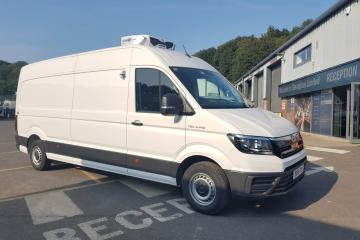 2019 MAN 2.0 Tdi Euro 6 Engine w/ 140ps Fridge Van