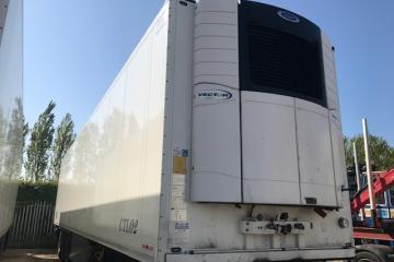 2X 2014 Schmitz Cargobull Vector 1550 Fridge Trailers
