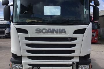 2017 Scania 450 Mid Lift 6x2 Highline - BP66 OLA