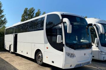 2013 Scania K400 Omni Express Coach