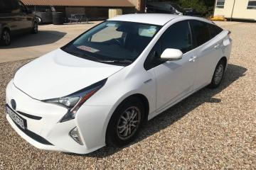 Selection of Toyota Prius Active 1.8 Hybrid Hatchbacks