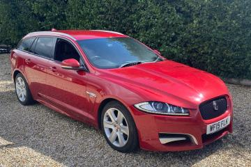 2015 Jaguar XF R-Sport Estate
