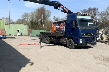 2007 Volvo FH XL Globetrotter