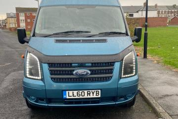 2011 (60) Ford Transit 359 Catering Van (Conversion 2018)