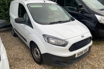 2018 Ford Transit Courier Van
