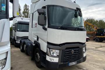 2014 Renault T460