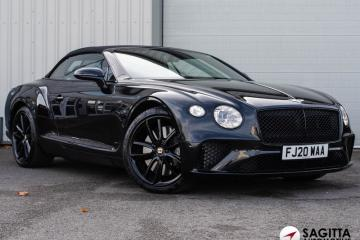 Bentley Continental GT V8 - 2020 (20 plate)