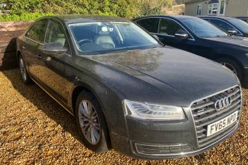 2015 Audi A8 SE Executive TDI Quattro Saloon