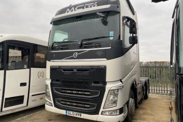 2013 Volvo FH13.500 Globetrotter XL