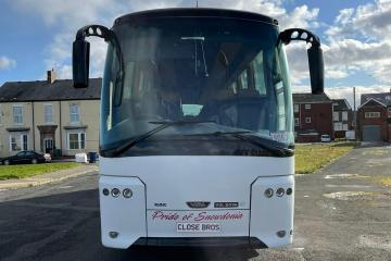 2005 Bova Magiq 53 Seat Executive Coach