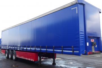 2011 SDC 4.05m Curtainsider