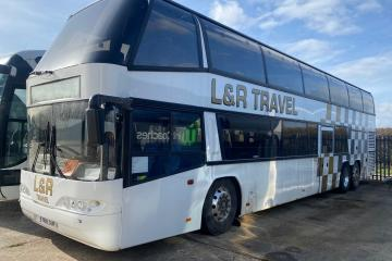 2006 MAN Neoplan Skyliner double decked coach