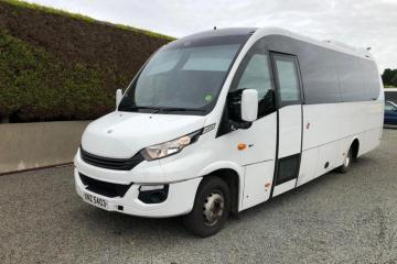 2017 Iveco Luxury Coach