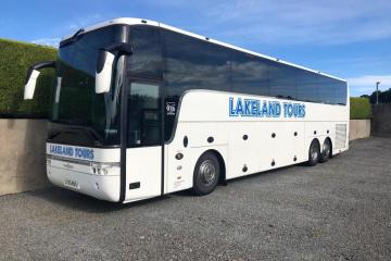2010 MAN VANHOOL - 54 Seater Coach