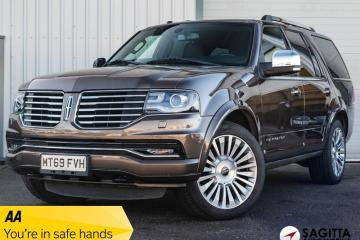 Lincoln Navigator 4x4 Reserve - 2019 (69 plate)